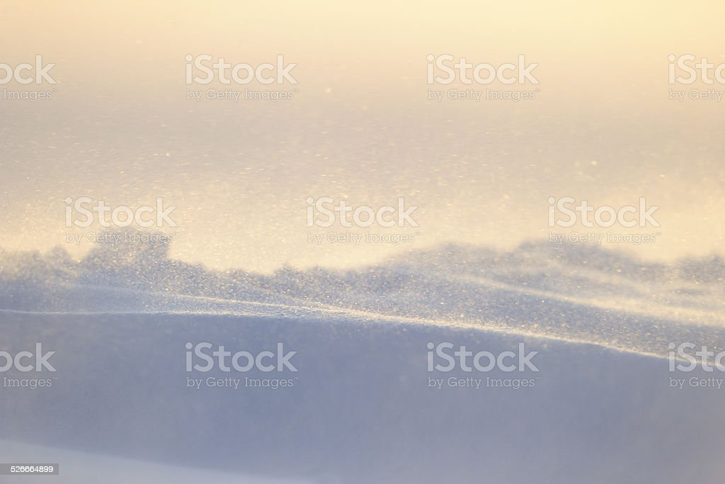 Arctic landscape. stock photo