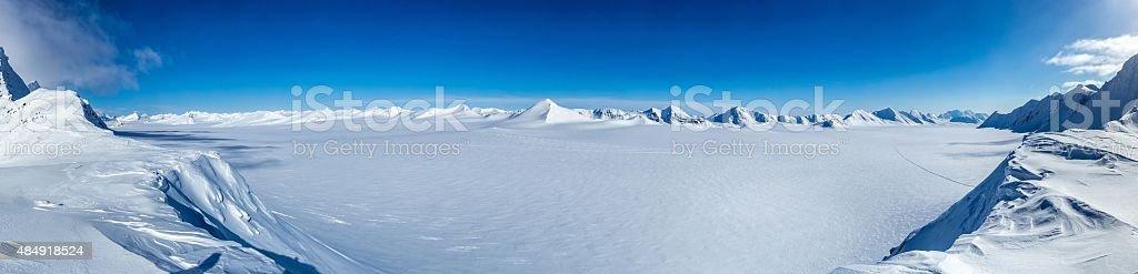 Arctic Frühling im Süden der Insel Spitzbergen – Foto