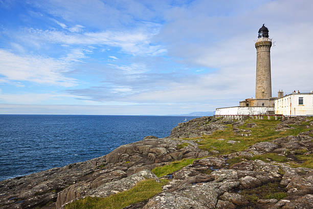 Ardnamurchan Lighthouse stock photo