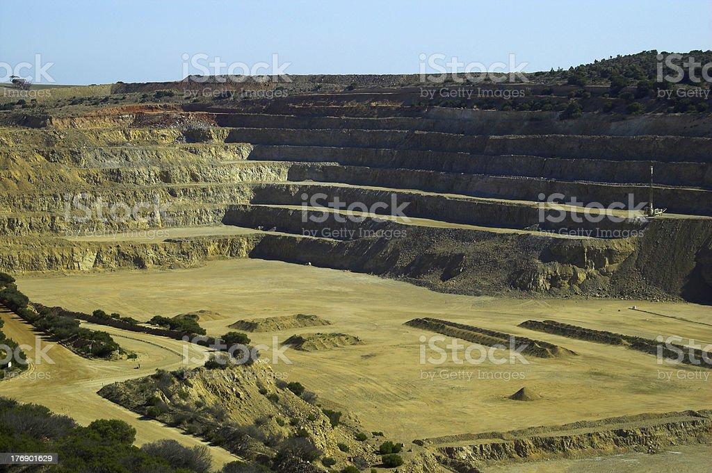 Mine d'Ardrossan - Photo