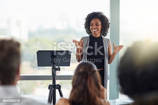 istock Are there any questions? 954596316