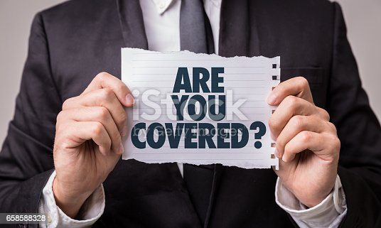 istock Are You Covered? 658588328