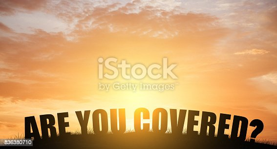 istock Are you covered 836380710