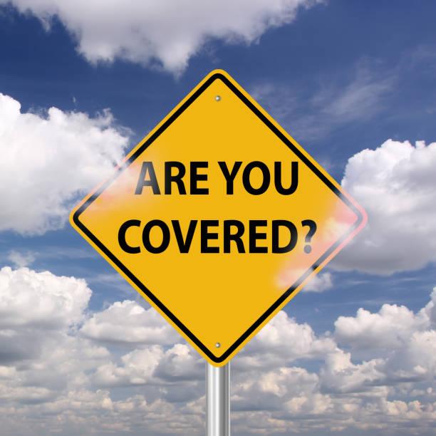 Sind Sie ein Warnzeichen für risikoversicherungspflichte Versicherungen versichert? – Foto