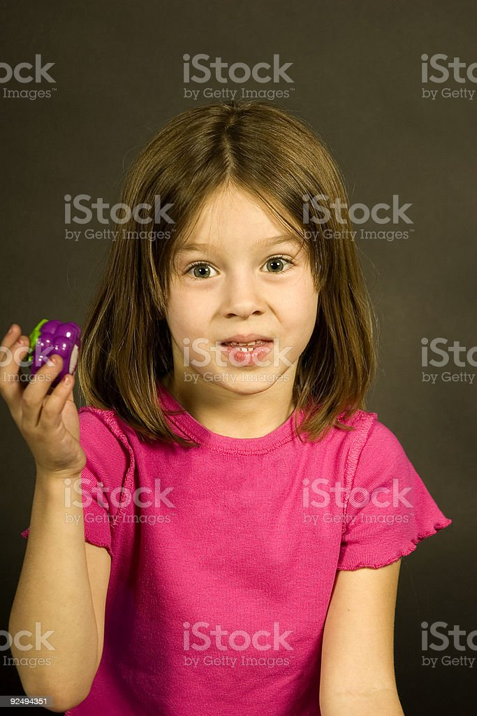 Are you Kidding Look. royalty-free stock photo