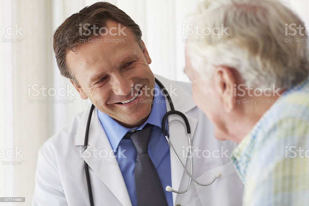 Are you ready for your checkup? stock photo