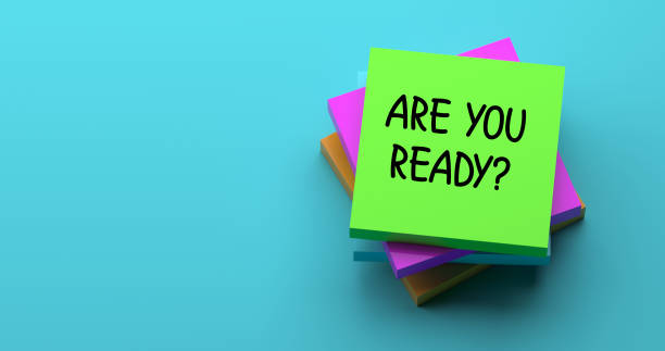 Are You Ready Are You Ready making stock pictures, royalty-free photos & images