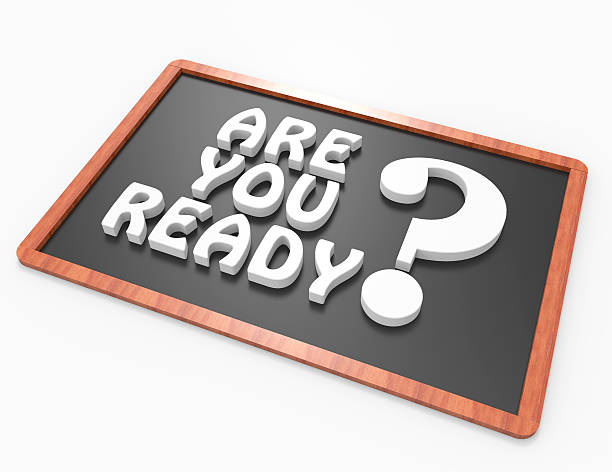 are you ready ? - royalty stock photos and pictures