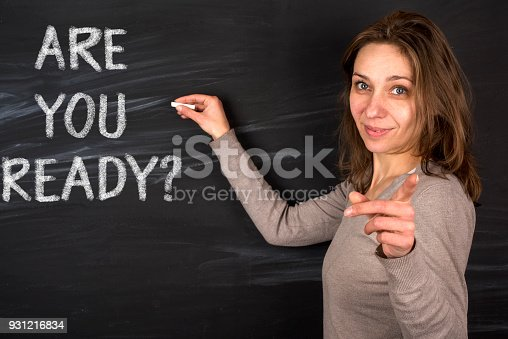 istock Are You Ready? 931216834