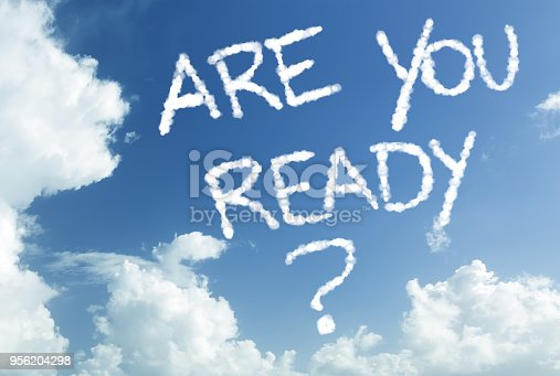 694587746 istock photo Are You Ready? 956204298