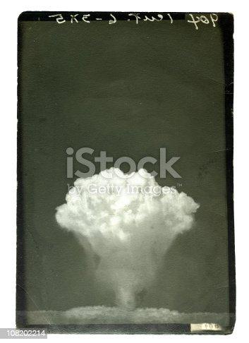 Mushroom Cloud.