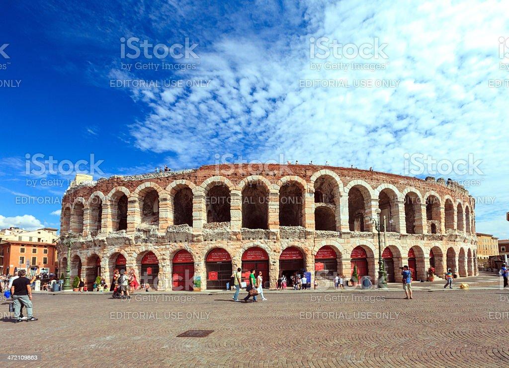 Arena di Verona, Italien – Foto
