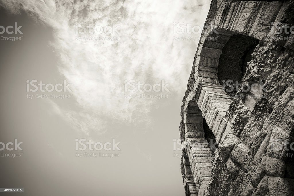 Arena di Verona royalty-free stock photo