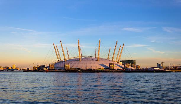 02 Arena in London stock photo