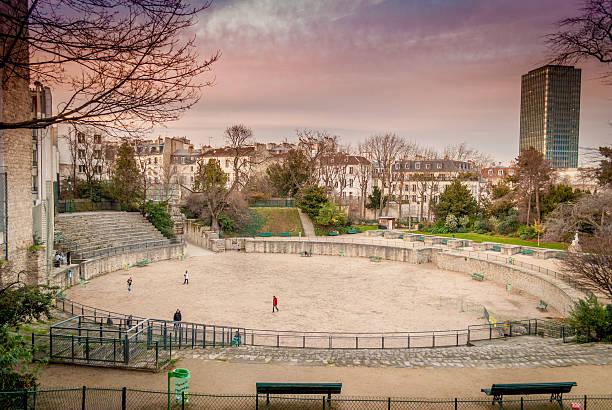 Arena von Lutetia – Foto