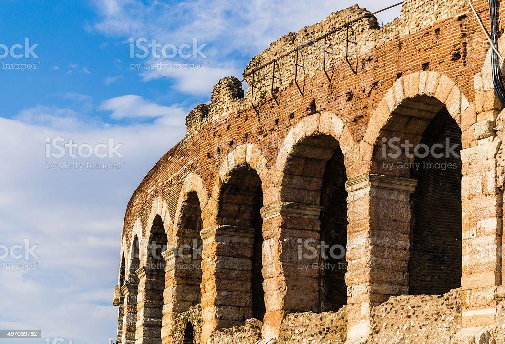 Arena di Verona-Italia - foto stock
