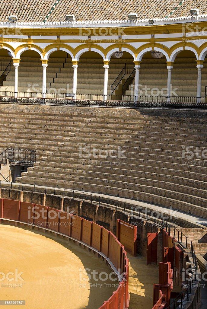 Arena royalty-free stock photo