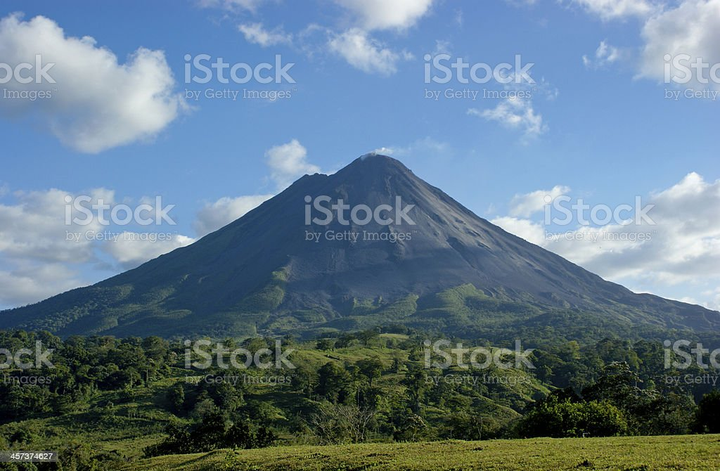 Arenal Volcano stock photo