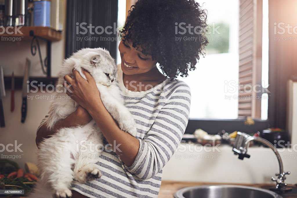 Aren't you the cutest?! stock photo