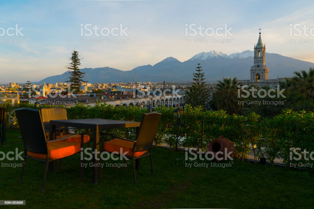 Arequipa Region stock photo