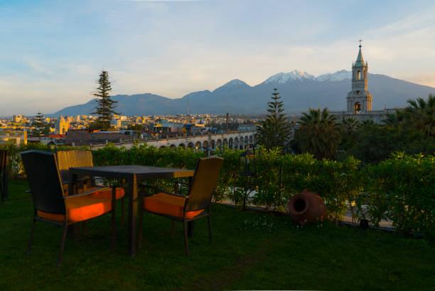 Arequipa Region stock photo
