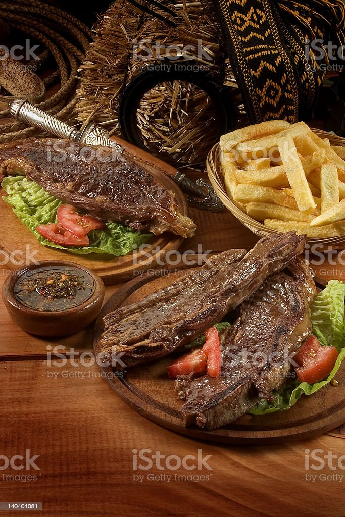 Argentina beef royalty-free stock photo