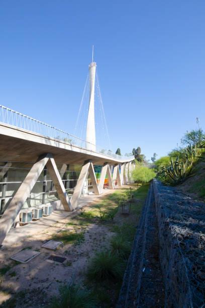 argentina cordoba supporting structures of emilio caraffa museum - caraffa imagens e fotografias de stock