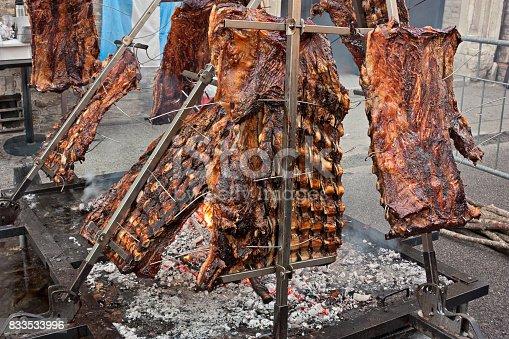 istock argentinian asado 833533996