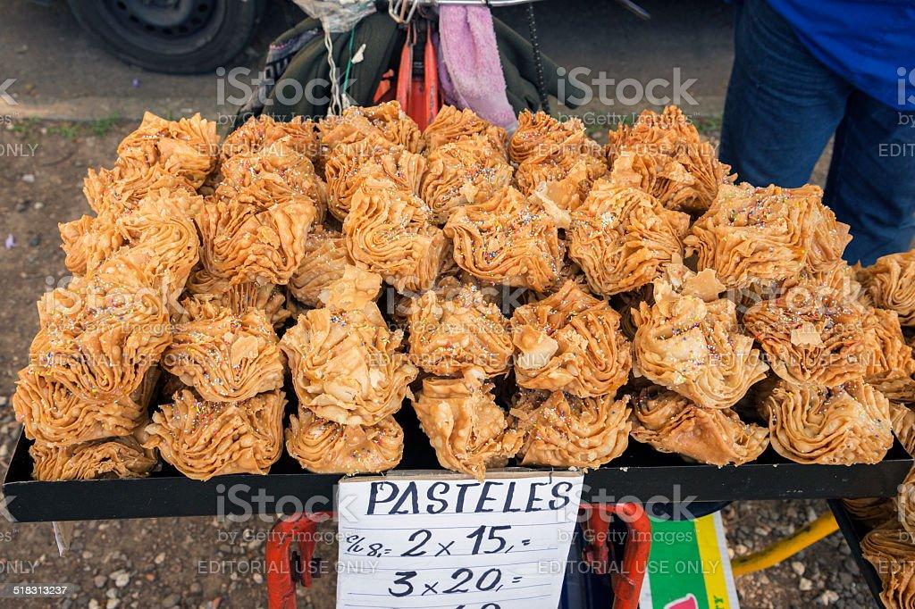 Argentino Pastelitos - foto de stock