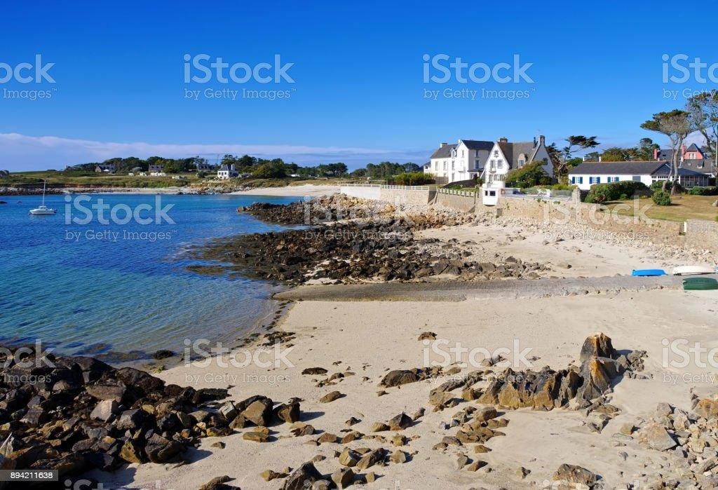 Argenton im Finistère in der Bretagne, Frankreich – Foto