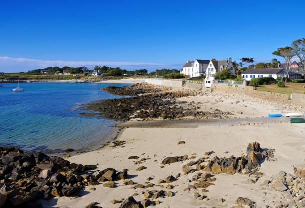 Argenton dans le Finistère en Bretagne, France - Photo