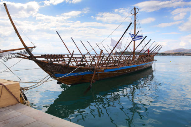 Argo -  the ship on which Jason and the Argonauts sailed from Iolcos to Colchis to retrieve the Golden Fleece – zdjęcie