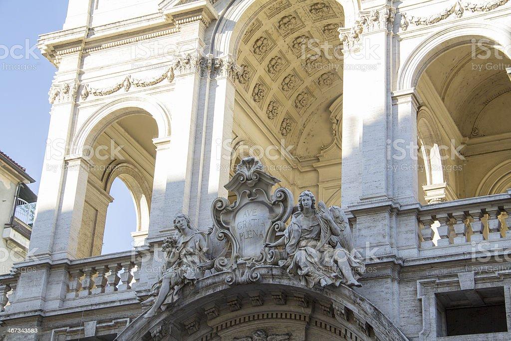 Arhitectural detail royalty-free stock photo