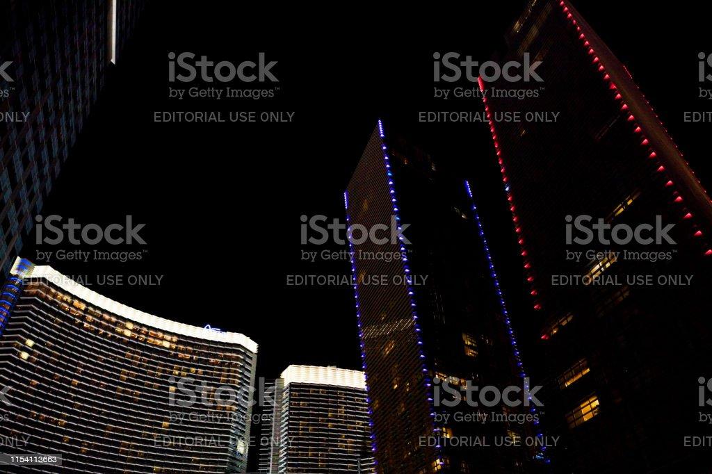 Hotels in aria resort & casino the strip las vegas