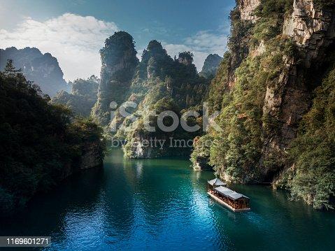 Boating Lake, zhangjiajie
