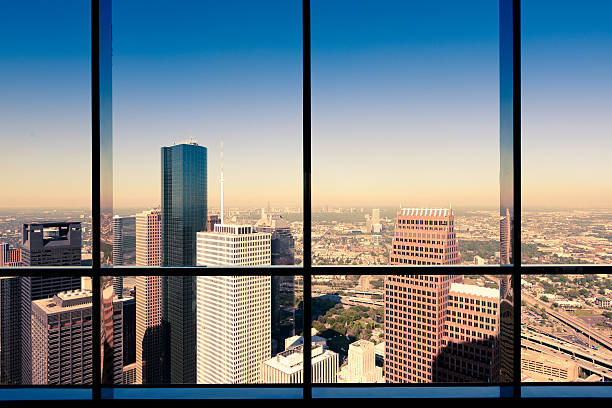 Luftbild von Houston, Texas – Foto