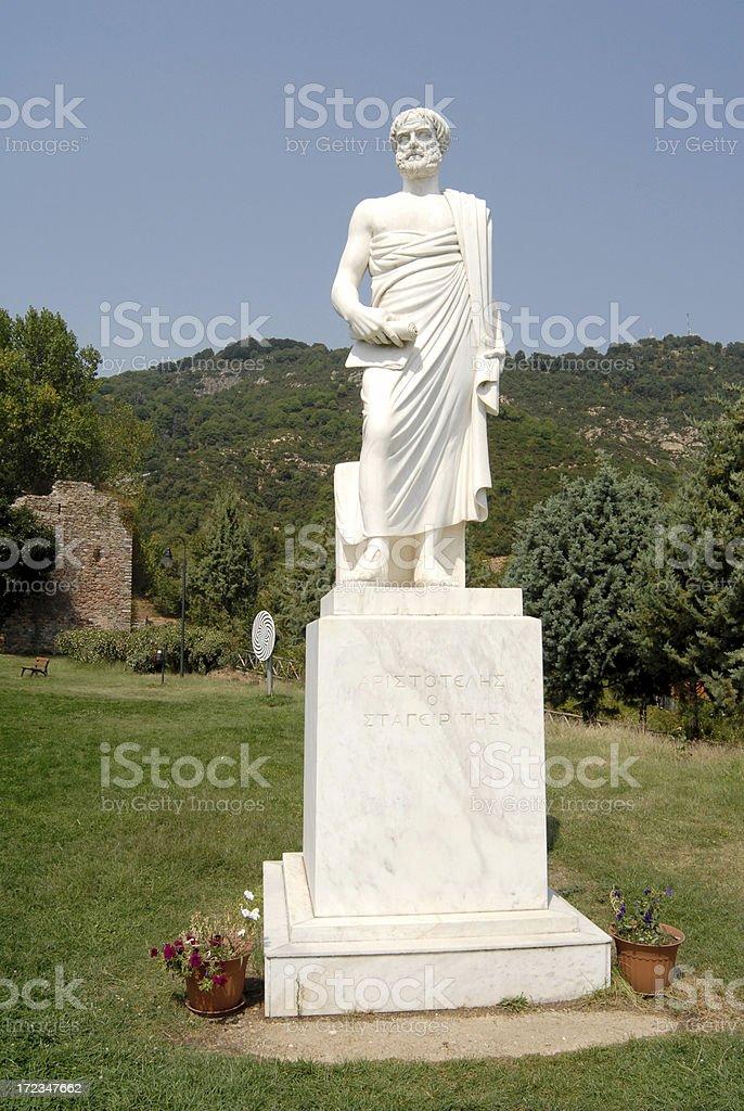 Aristoteles, der Philosoph – Foto