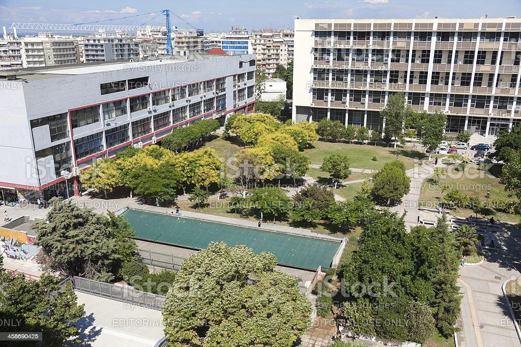 Aristoteles Universität von Thessaloniki – Foto