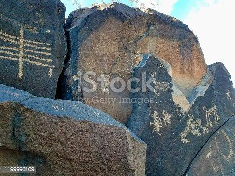 Sear's Point Ancient Petroglyph