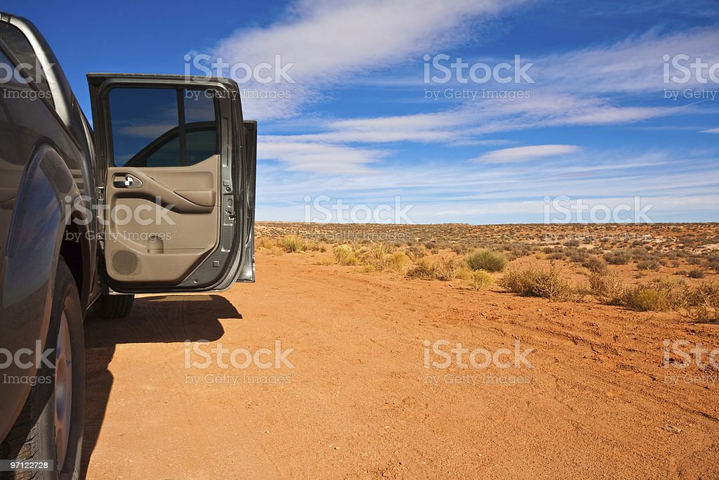 Arizona Desert stock photo
