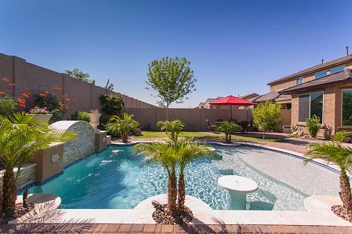 istock Arizona Luxury Pool 517235163