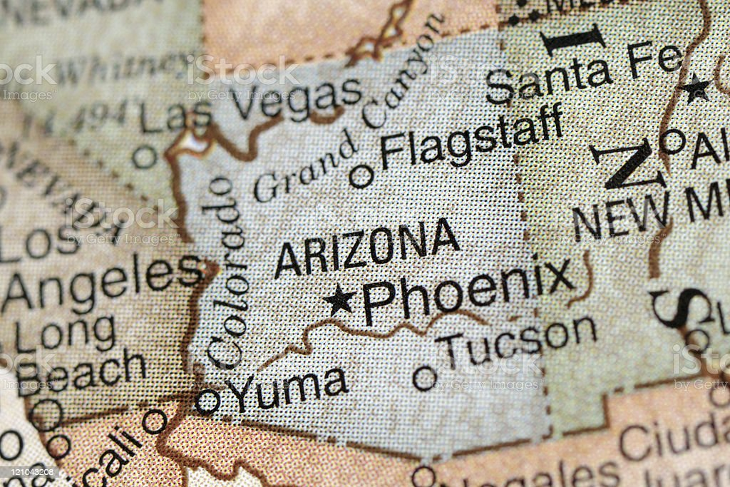 Arizona royalty-free stock photo