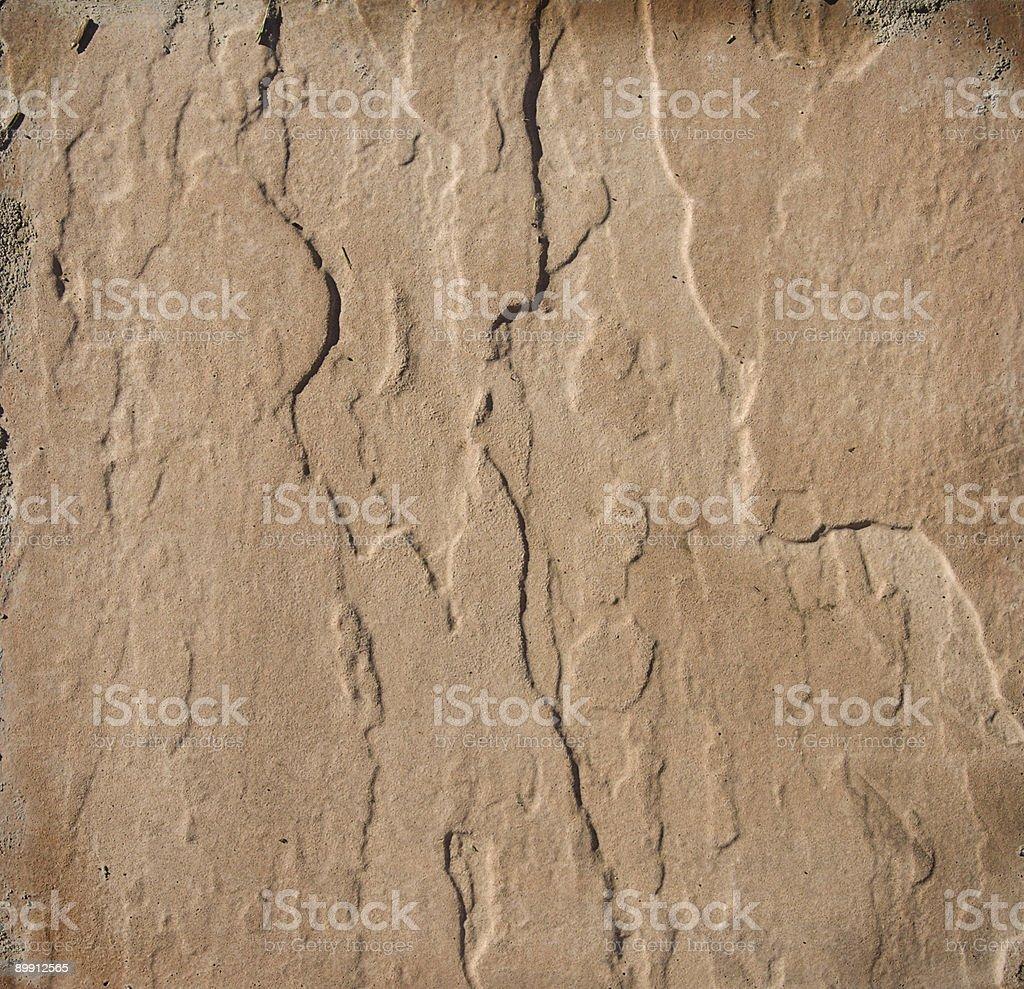Arizona quarried flagstone royalty-free stock photo