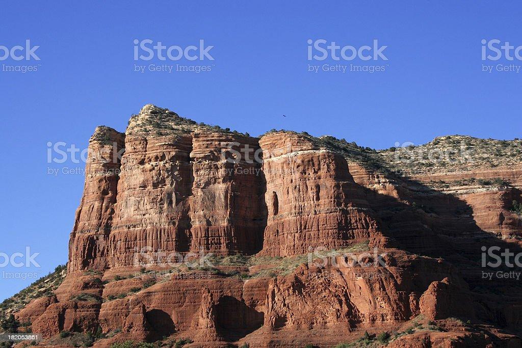 Arizona Red Rocks Sedona royalty-free stock photo