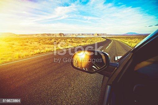 istock Arizona Scenic Drive 516623864
