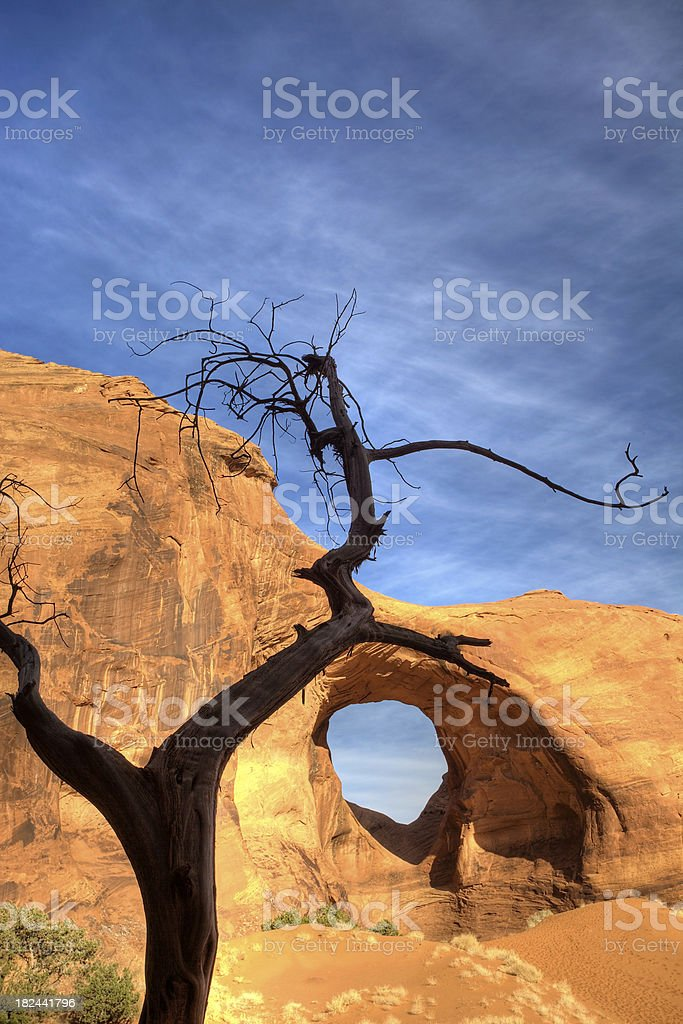 Arizona Scenic stock photo