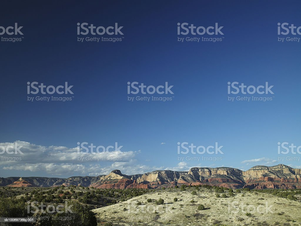 USA, Arizona, Sedona, Rock formation royalty-free stock photo