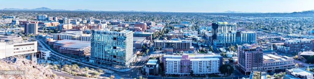 Arizona-Landesuniversität Stadt überblicken – Foto