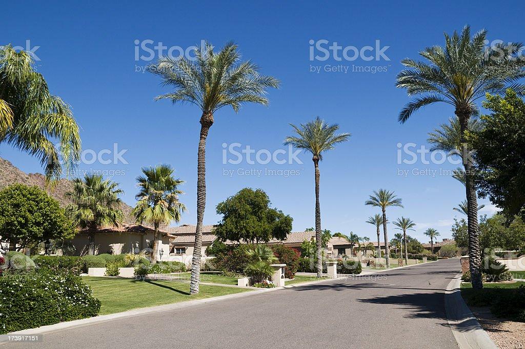 Arizona street royalty-free stock photo