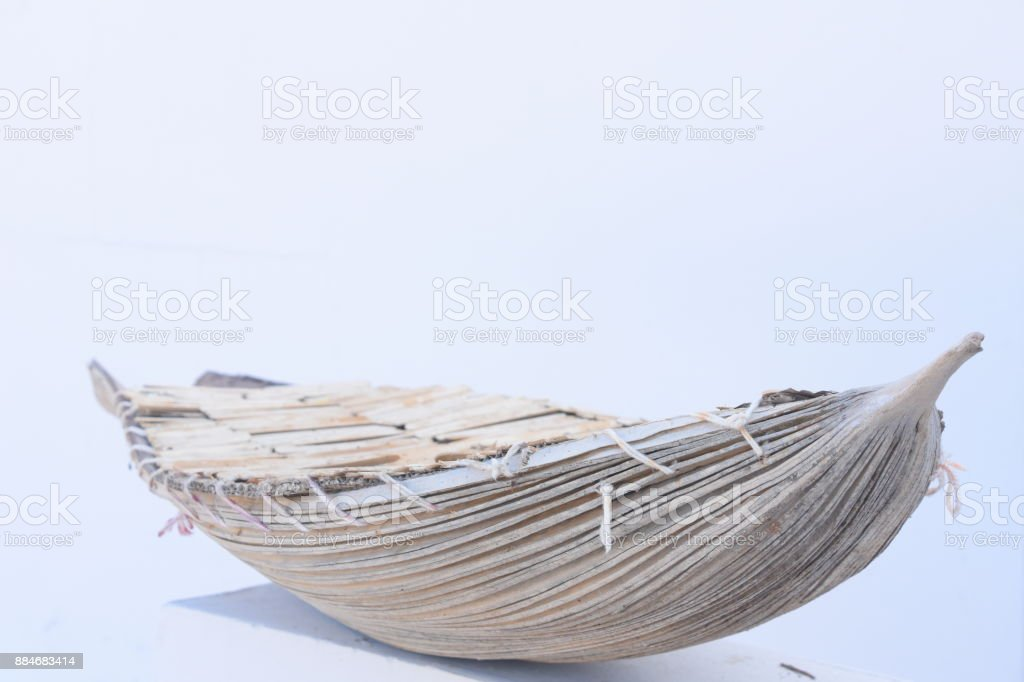 Ark Made Of Ice Pop Sticks Stock Photo - Download Image Now - iStock